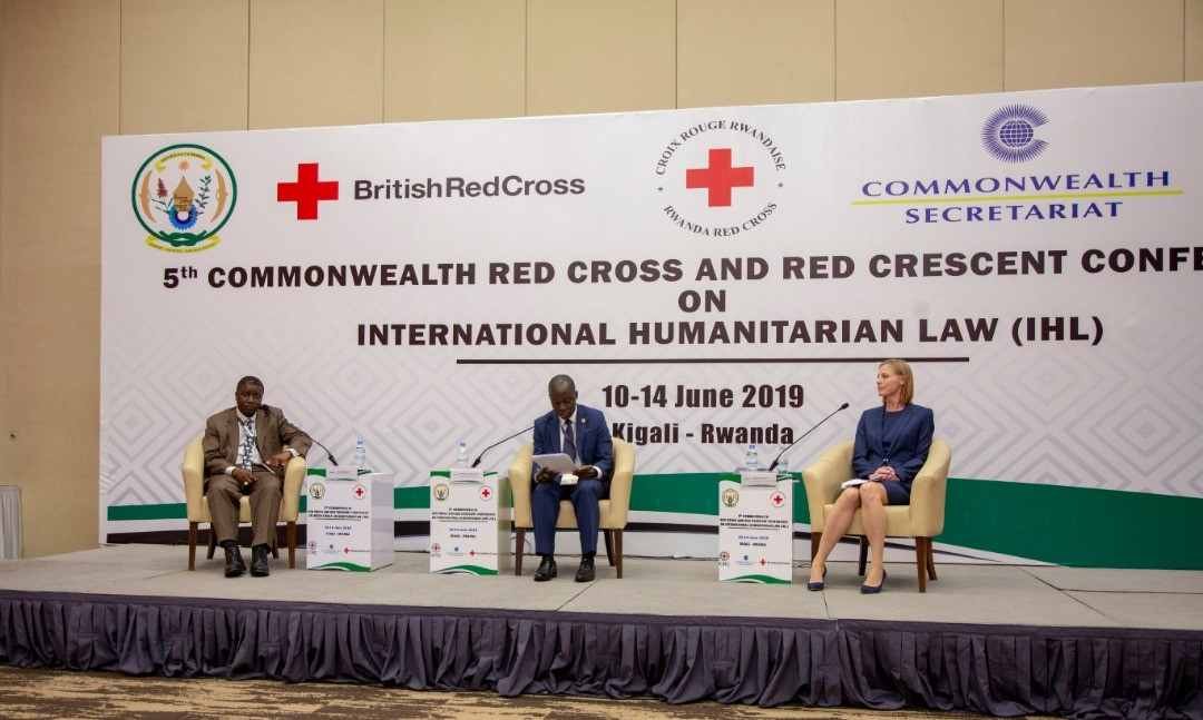 Fifth Commonwealth Red Cross