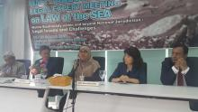 UMT- AALCO Legal Expert Meeting on Law of The Sea