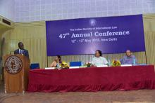 47th Annual Conference of the Indian Society of International Law