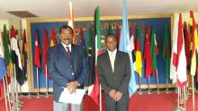 Ambassador of the Republic of Sudan